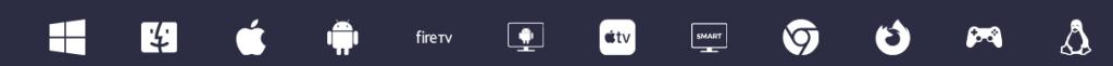 dispositivi per i quali Cyberghost VPN è disponibile